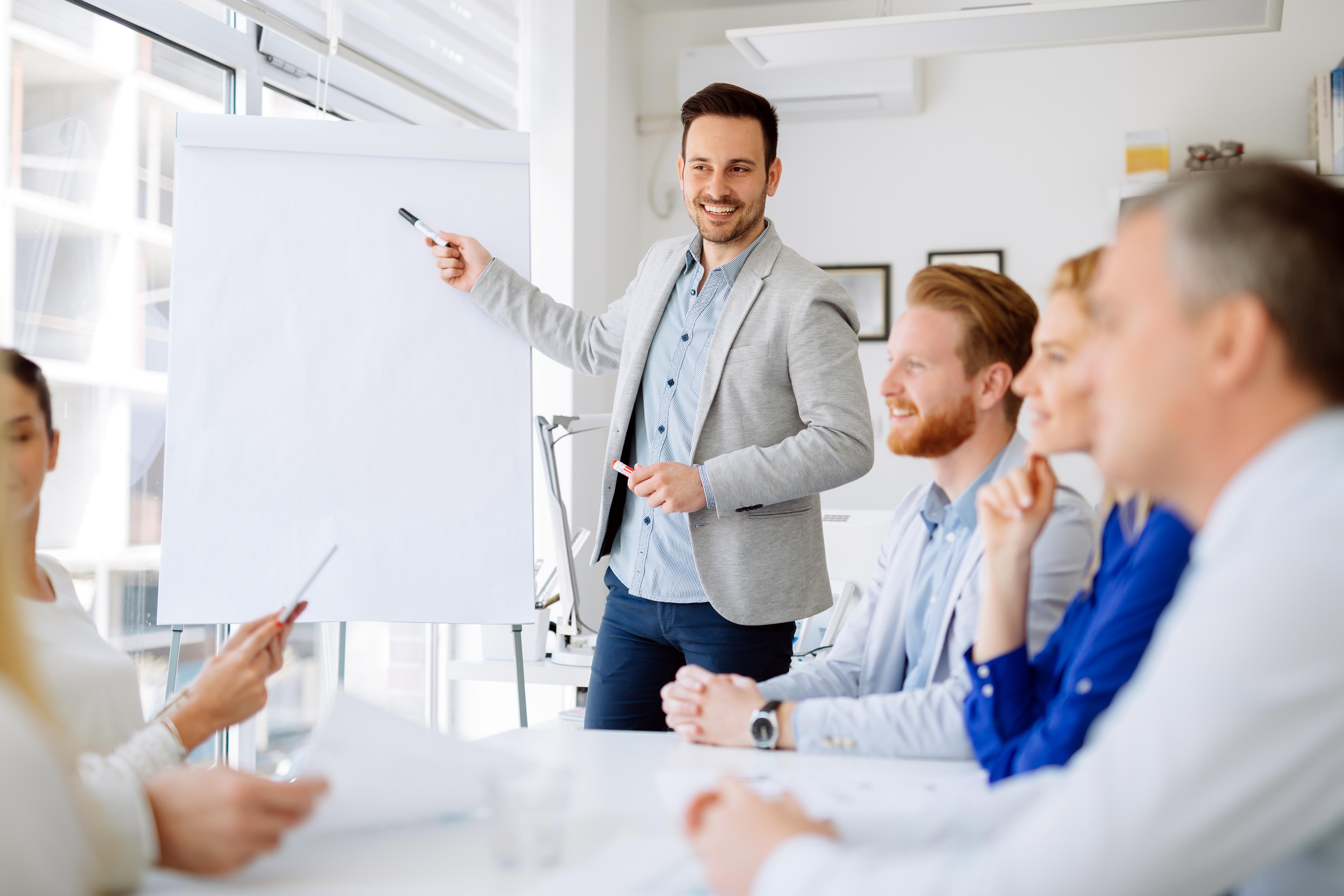 Najlepsze kursy językowe dla firm